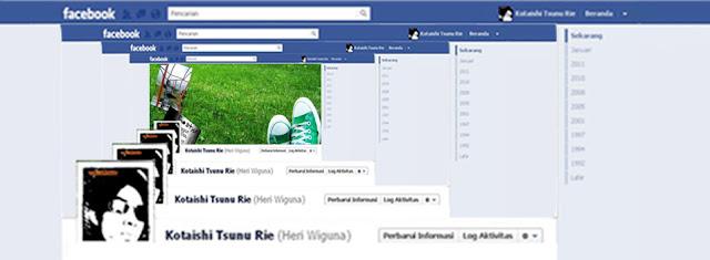 Kumpulan gambar sampul FB keren
