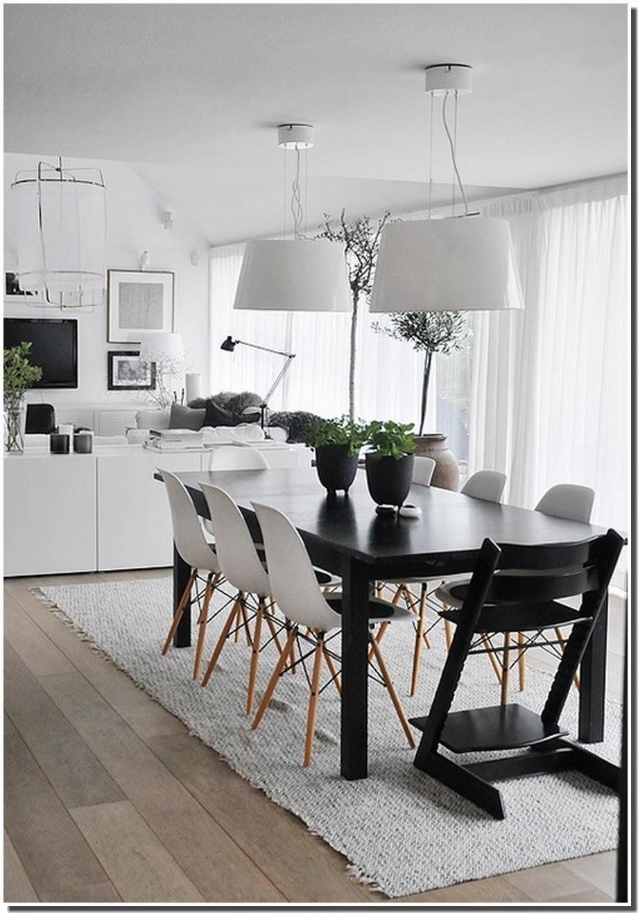 Nassima home salle manger scandinave - Photo salle a manger ...