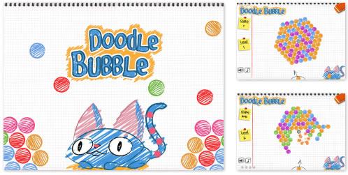 FB Game : Doodle Bubble