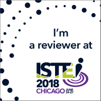 ISTE 2018 Reviewer