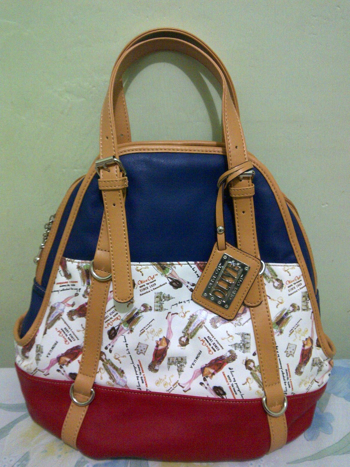 Olive Oyl Bag Limited Edition