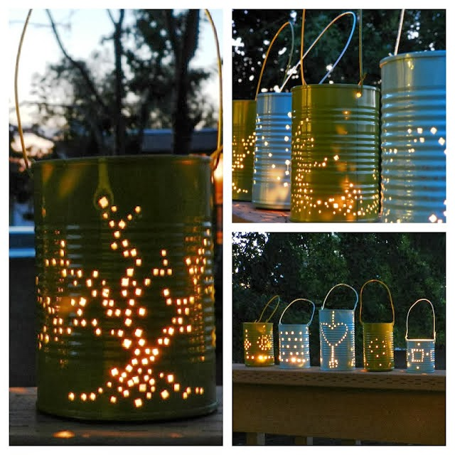 ideas diy latas