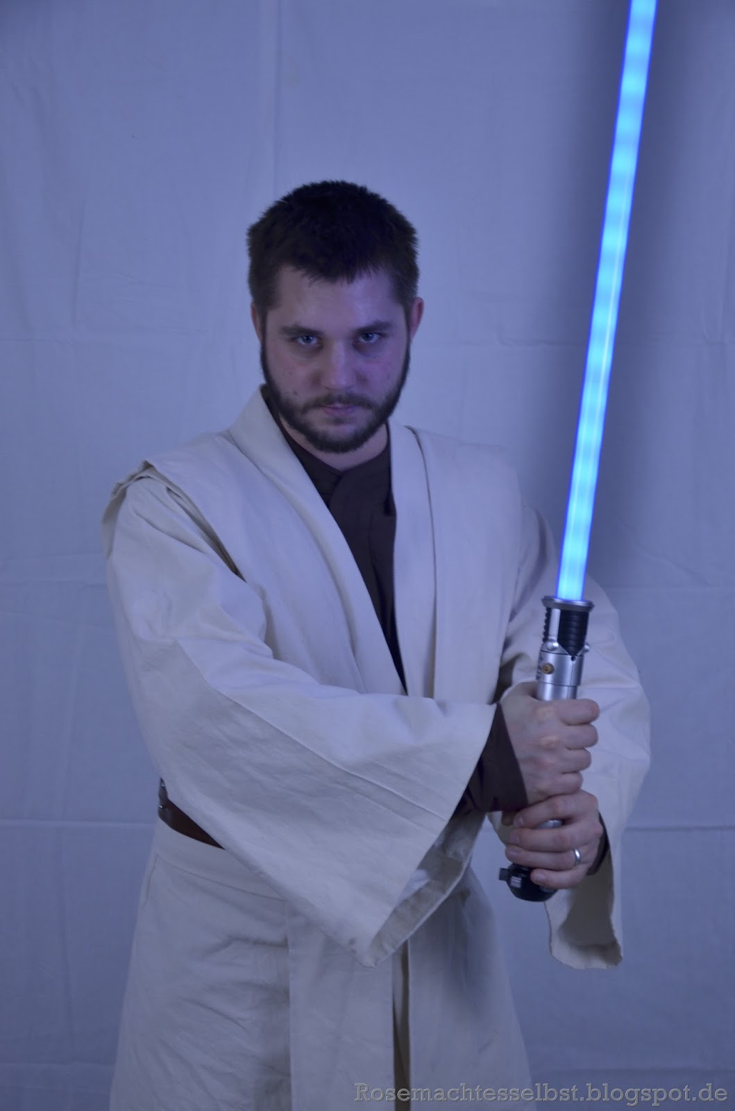 Rose macht es selbst: Photos vom Jedi Nr. 2