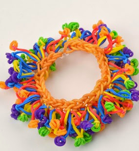 http://loomlove.com/make-tangled-garden-bracelet-anklet-without-loom/