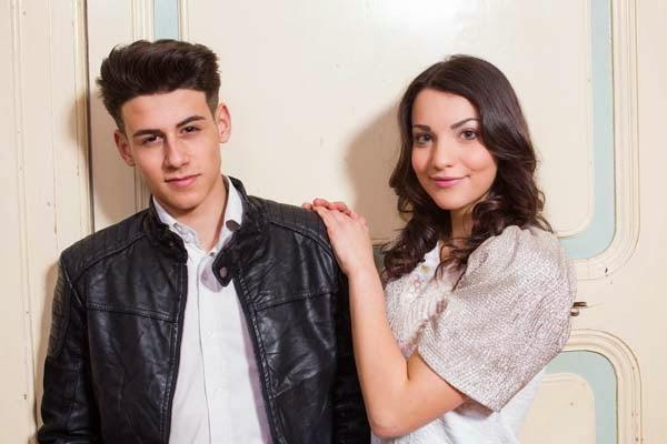 Anita Simoncini e Michele Perniola representarão San Marino no Eurovision