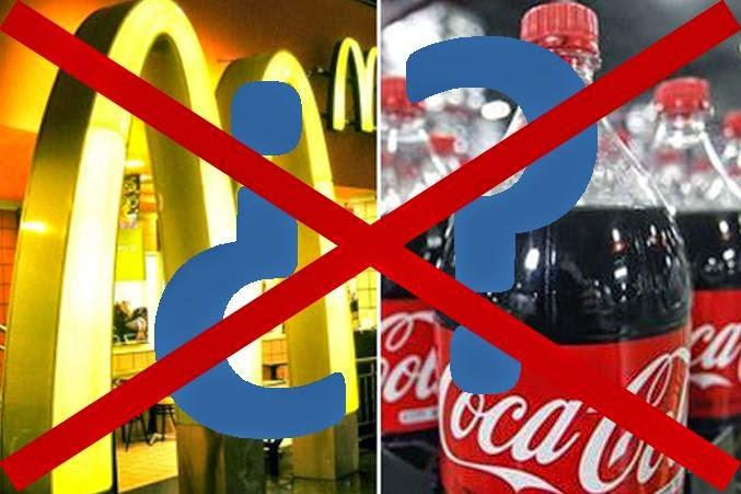 McDonalds Y CocaCola Nunca Han Querido Que Vieras Esto, Pero Ha Llegado El Momento De Hacerlo...