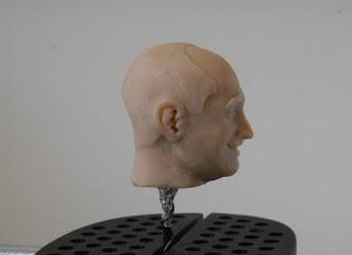 orme magiche mini ritratto scultura modellini action figures personalizzate fatte a mano testoline volti