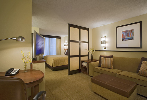 Upgrade Your Room Reservation To A Suite