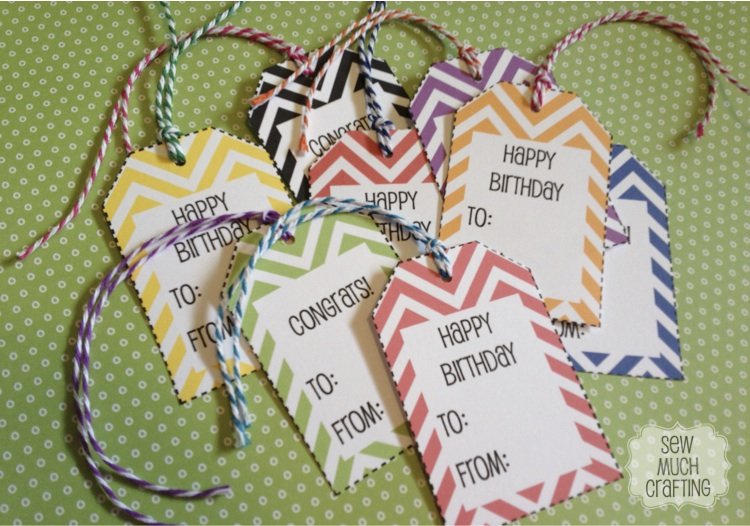 Free printable gift tags live creatively inspired free printable gift tags negle Gallery