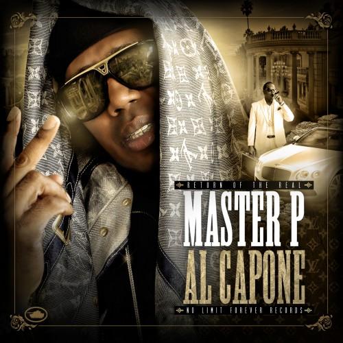 [Mixtape Cover] Master P – Al Capone