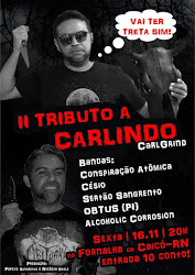 2º TRIBUTO A CARLINDO