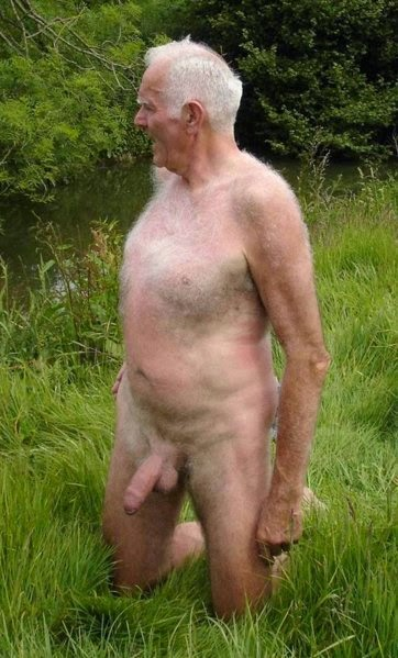 Gay Grandpas With Hard Cocks