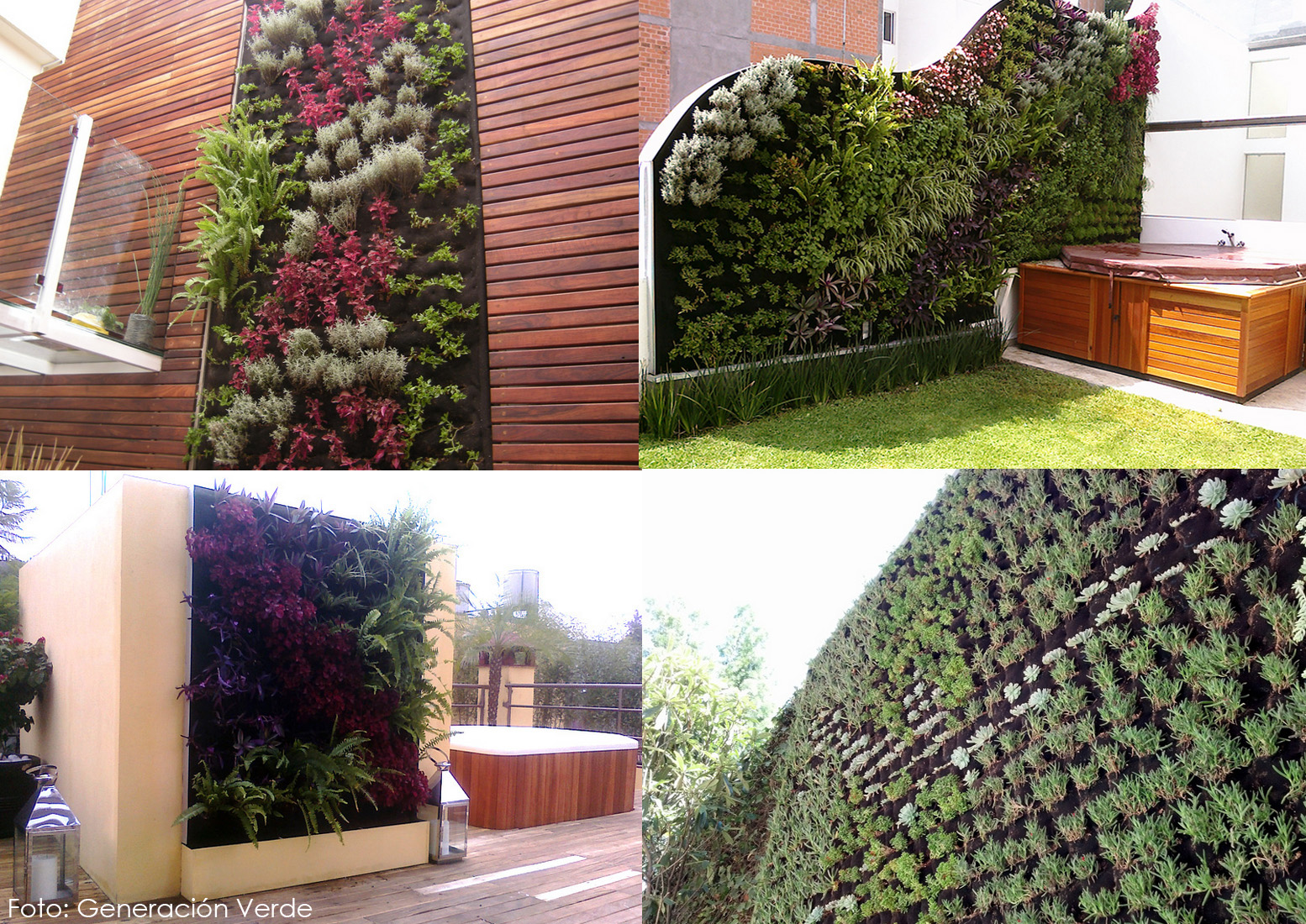 Decoracion De Jardines De Casas Best June With Decoracion De  # Muebles Para Roof Garden