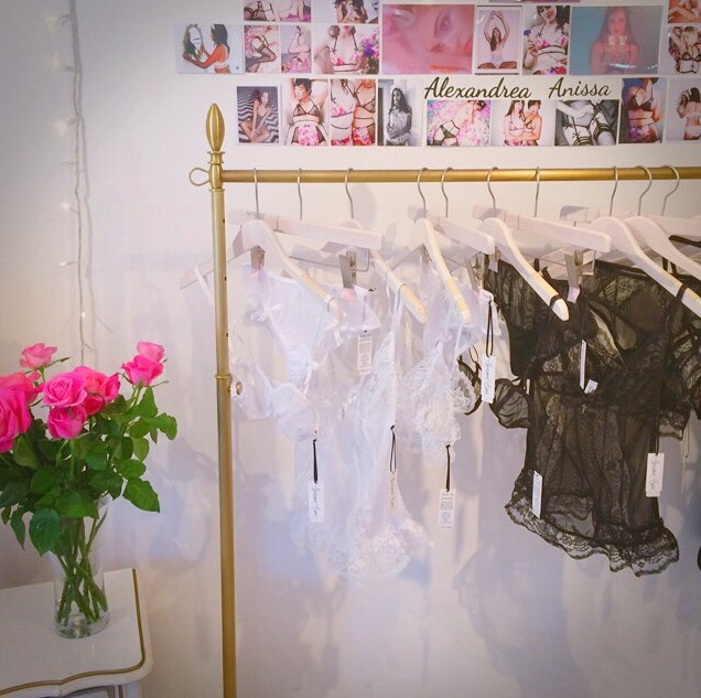 Girly Rose Tokyo Pop Up Shop