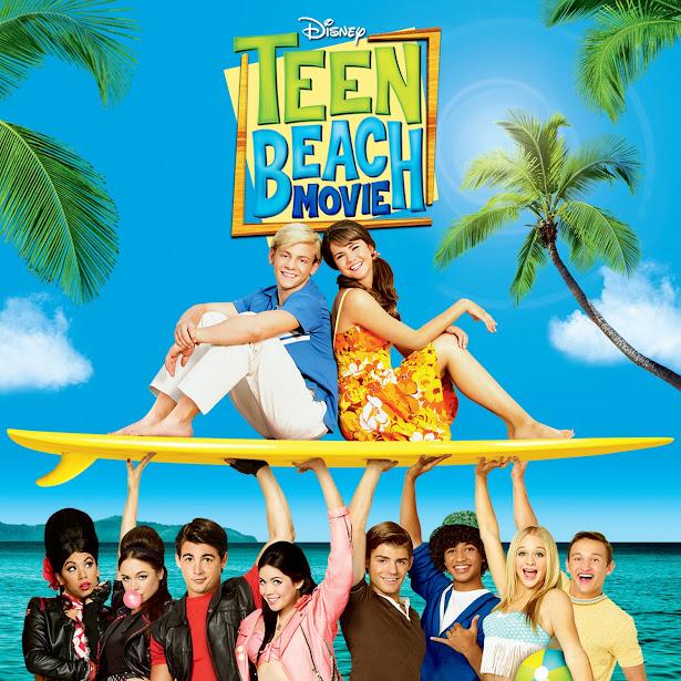 Disney Teen Beach Movie Soundtrack