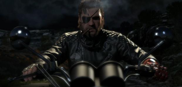 Metal Gear Solid V The Phantom Pain E3 Trailer
