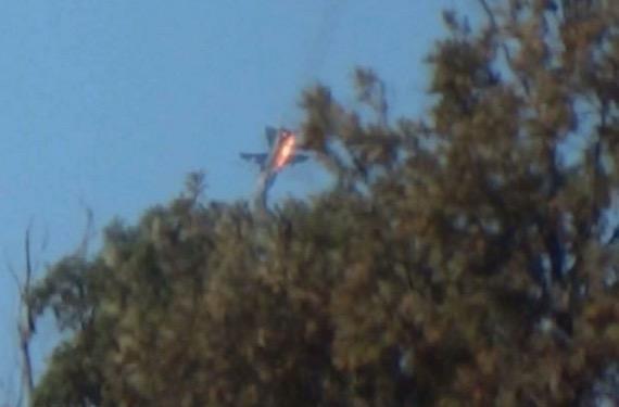 Punca pesawat pejuang Rusia ditembak jatuh didedahkan