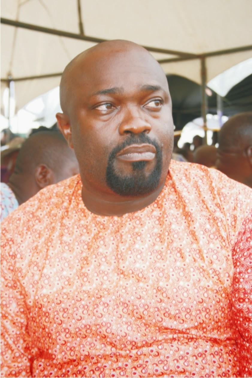 Prince Akpabio insults Udom Emmanuel