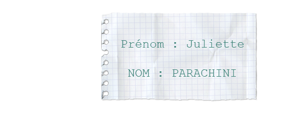 Le blog de Juliette Parachini