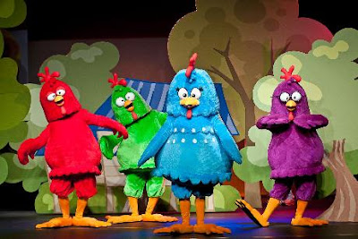ingressos musical galinha pintadinha 2013