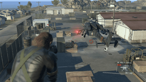 Metal Gear Solid V : Ground Zeroes Full Version PC 2