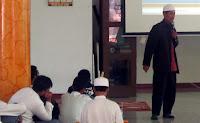 Perayaan Isra' Mi'raj 2015 di SMAN 110
