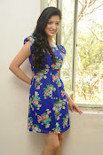 Richa Panai Latest Glam pics in Blue-thumbnail-2
