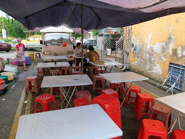 Back Lane Stall Johor