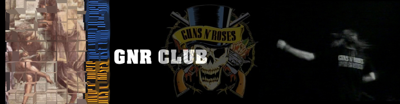 GUNS N' ROSES Club Gunner