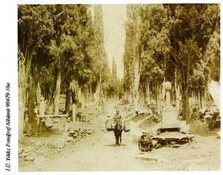 Karacaahmet Mezarlığı Üsküdar