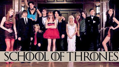 school of thrones - Juego de Tronos en los siete reinos