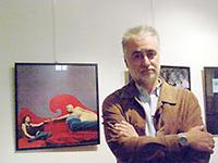 José Latova en Ultravioleta