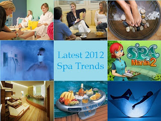 Latest 2012 Spa Trends for Health