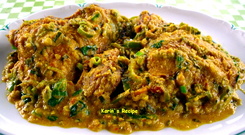 Karin S Recipe Ayam Woku Woku Chicken Manadonese Spicy Chicken