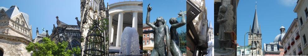 Stempeln in Aachen