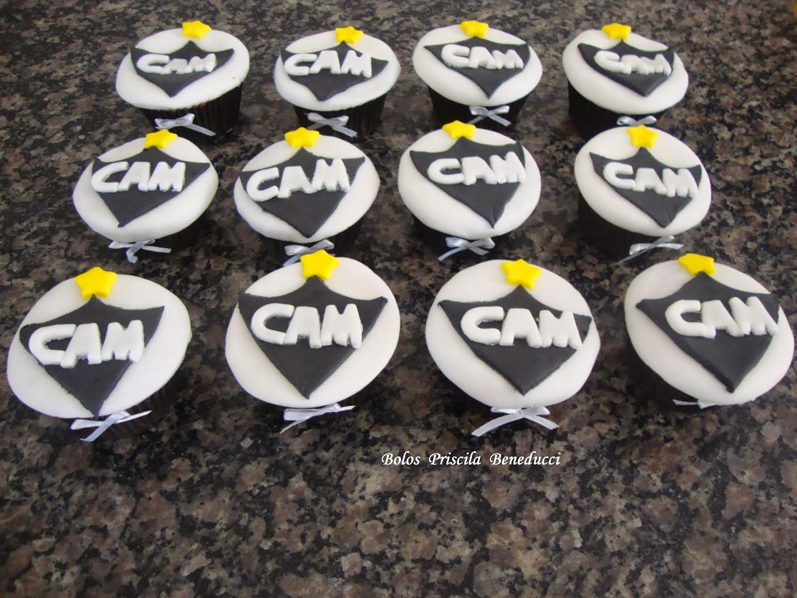 Cupcake Galo