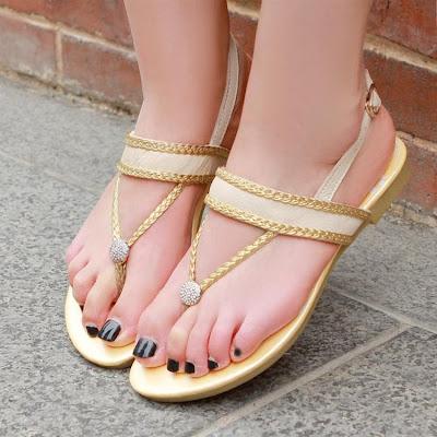 Flip flop sandals women shoes