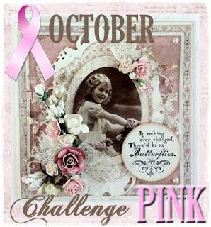October Challenge -  PINK!