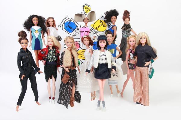 Barbie Gets Fashion Makeover