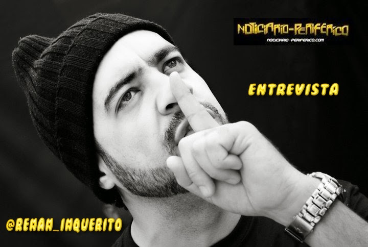 """Entrevista com o Lider do Grupo Inquerito e Agora Escritor """"RENAN"""""""