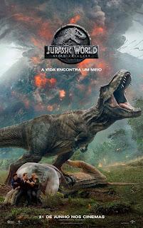 Assistir Jurassic World: Reino Ameaçado Dublado