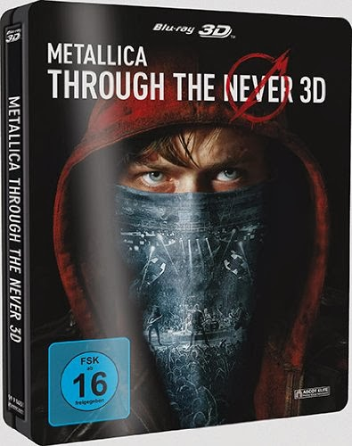 Metallica Through The Never 3D (2013) m1080p BDRip 3D SBS 3GB mkv AC3 5.1 ch subs español