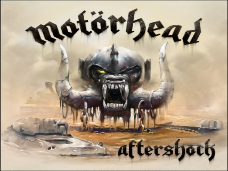 Aftershock Álbum De Motörhead
