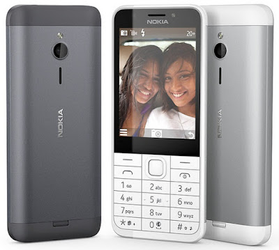 Harga Nokia 230 Dual SIM Terbaru 2016 dan Spesifikasinya