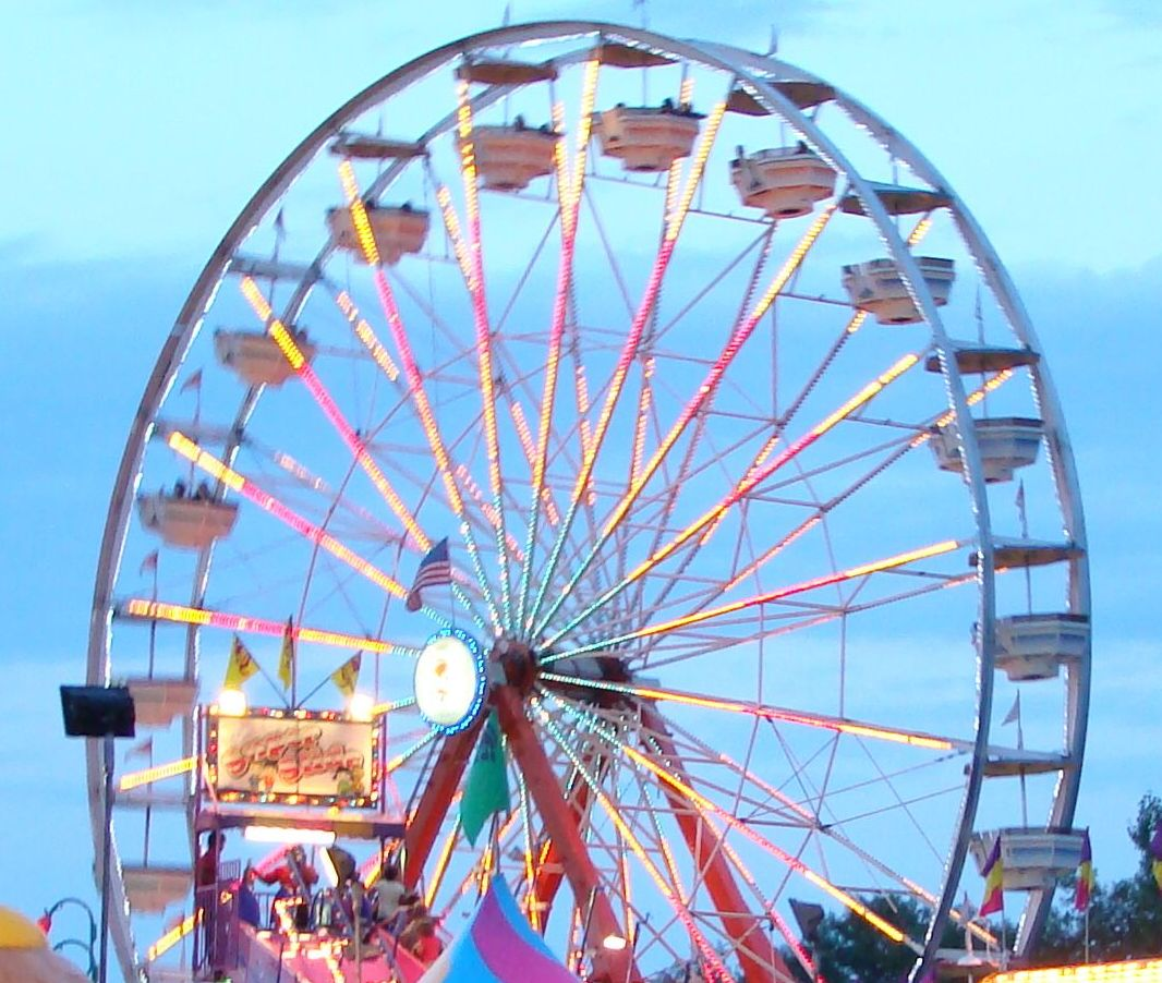 Carnival Ferris Wheel Carnival for a loved one,