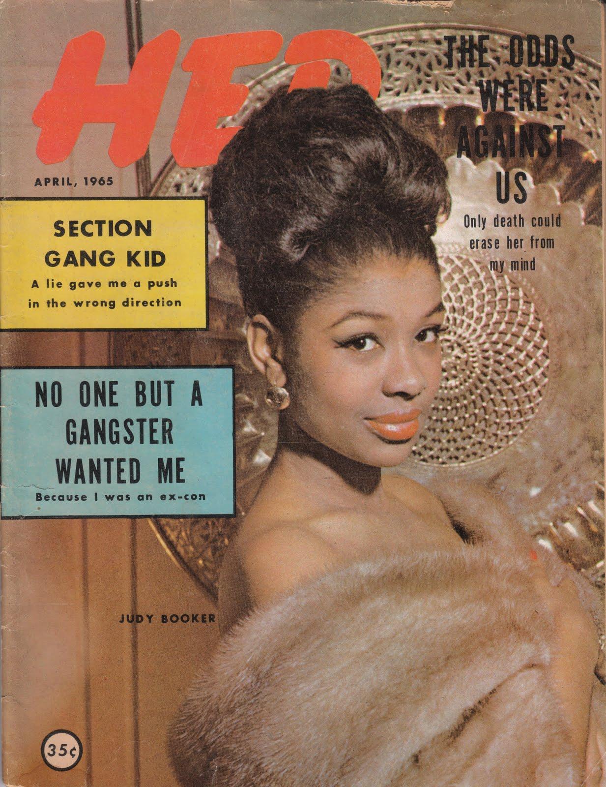 Dull Tool Dim Bulb: Vintage African-American Magazines Hot Black ...