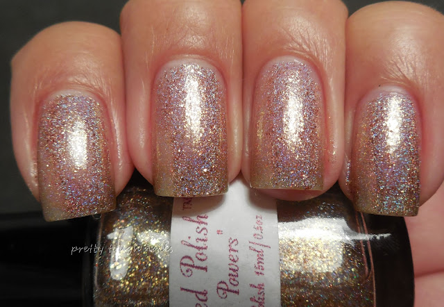 Enchanted Polish Austin Powers