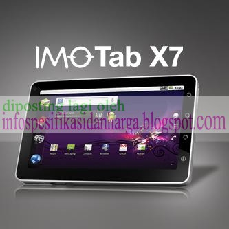 "Response to ""Harga IMO Tab X7 PC Tablet Terbaru 2012"""