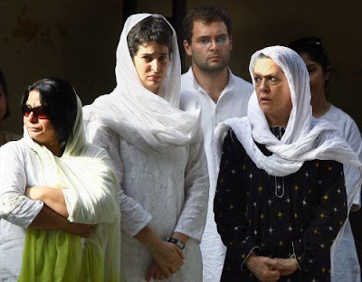 Mysterious deaths in Sonia Gandhi and Priyanka Vadra family