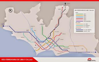 Red Ferroviaria de Lima y Callao